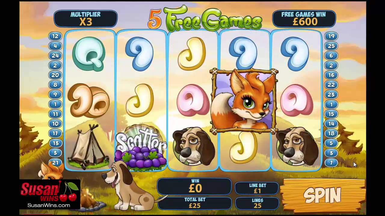 Foxy Fortune Slots