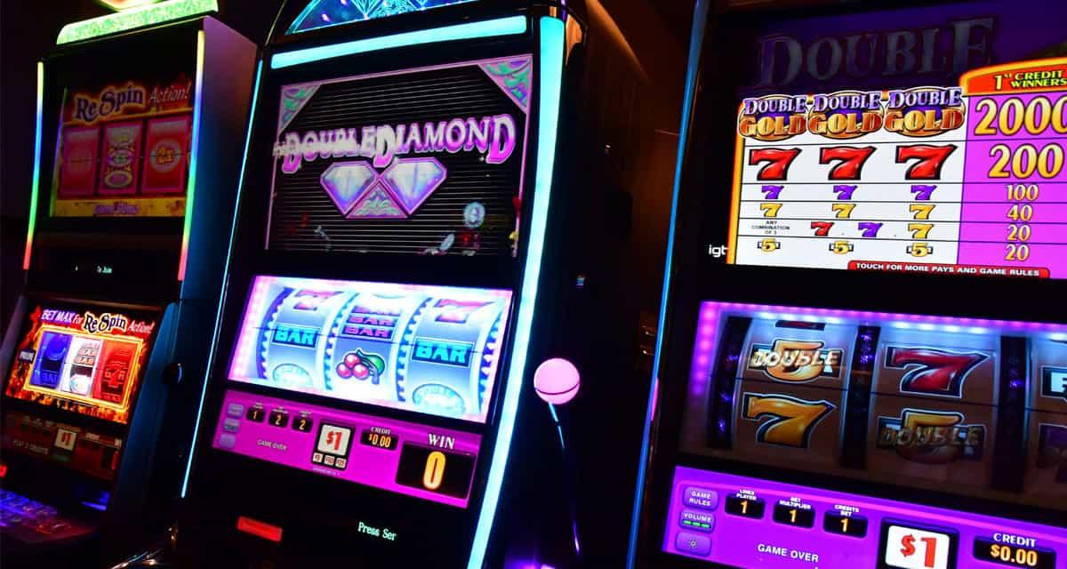 Slot Machines Types
