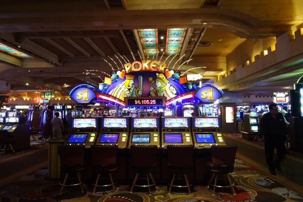 Differences Between Video and Classic Gaming Slot Machines